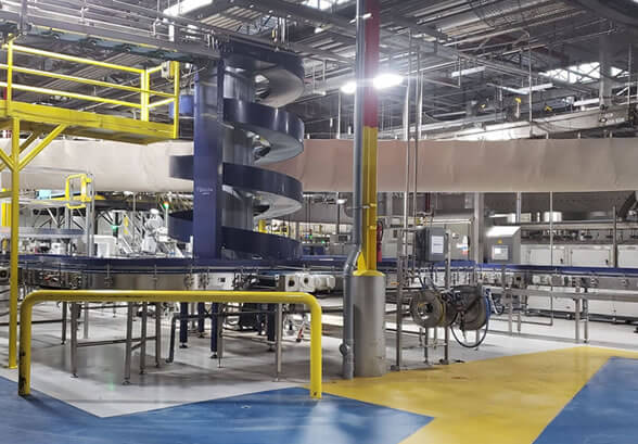 PEPSI-DALLAS Facility Renovation